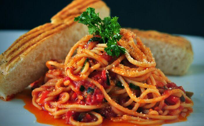 Cosa intende un cubano per cibo italiano?